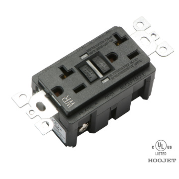 GFCI UL Approval 20A 125V Weather Resistant