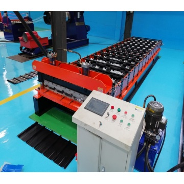 Metal Roofing Sheet Ibr Roof Panel Forming Machine