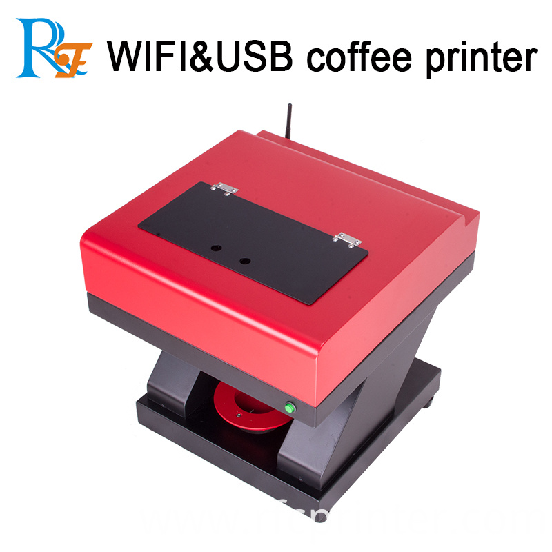 Coffee Face Printer
