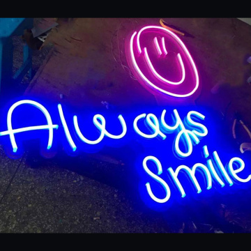 AD DECORATION LED NEON LETTERS
