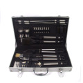 20pcs Stainless Steel Barbecue Grilling Tools set