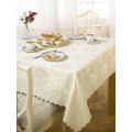 PU Coating Jacquard Tablecloth