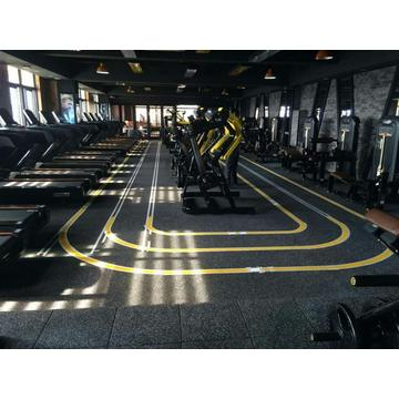 Gym Equipment Rubber Flooring