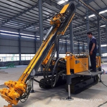 Multifunctional portable deep Borehole Water Well drill rig