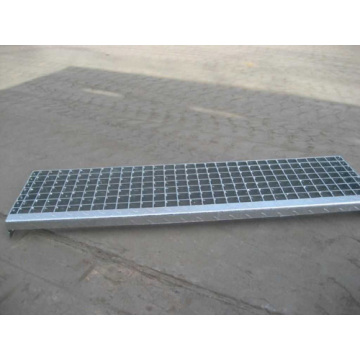 Safety Steel Grating Stair Treads