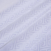 Ordinary Discount for Cotton Sateen White Fabric Solid Dyed & Bleached Cotton Jacquard Fabric supply to Germany Exporter