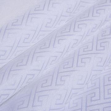 Hot sale for Cotton Sateen Fabric,Cotton Sateen White Fabric,Cotton Organic Sateen Fabric Manufacturer in China Solid Dyed & Bleached Cotton Jacquard Fabric supply to Italy Exporter