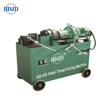 Hot sale for Electric Rebar Thread Rolling Machine construction after-sales service threading roll machine export to United States Factories