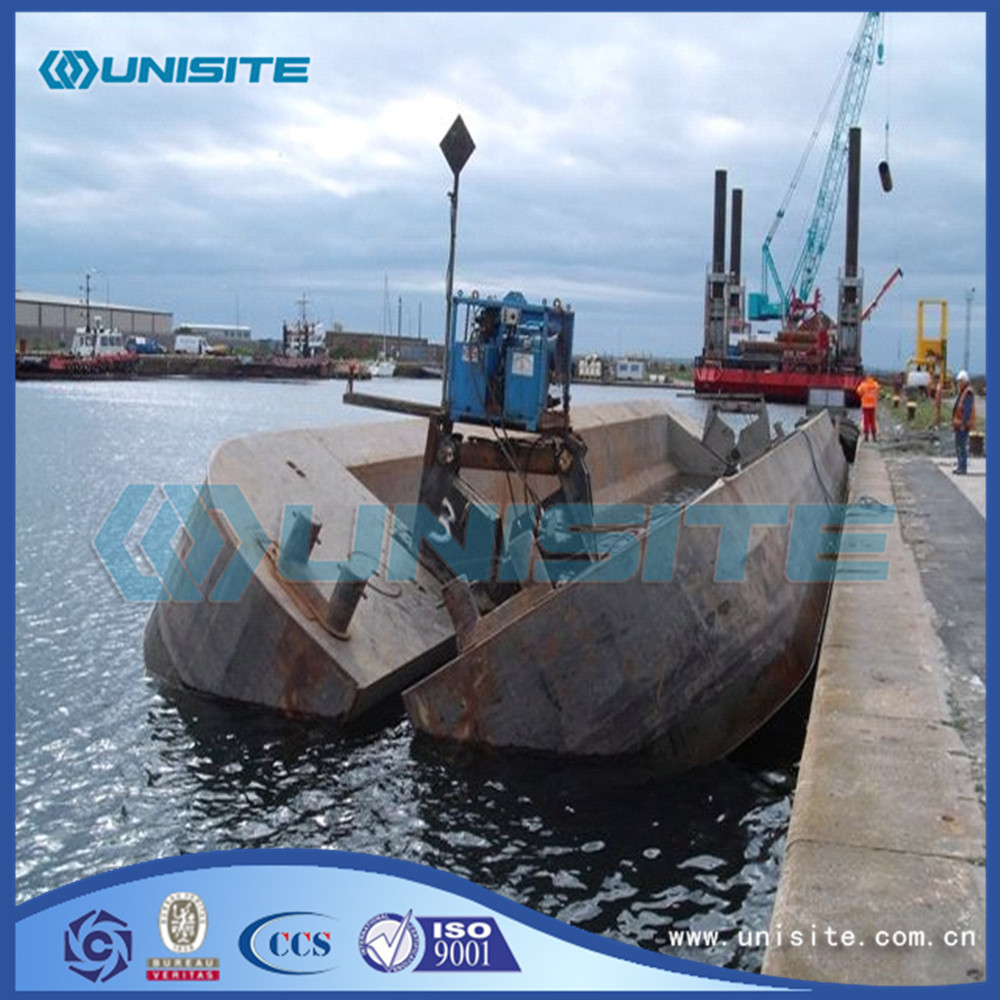 Split Hopper Marine Barge for sale