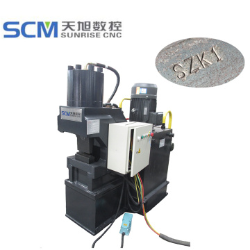 dz160 Hydraulic Marking Machines