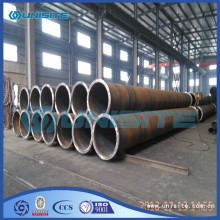 Good quality 100% for Spiral Pipe With Flange Spiral welded carbon steel pipe export to Mexico Manufacturer