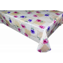 Pvc Printed fitted table covers Definition