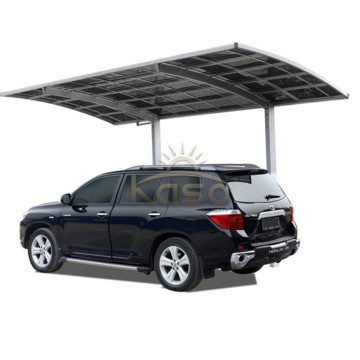 Leading for Car Parking Shed Garage Car Design Kit Wooden Carport For Sale supply to Gambia Manufacturers