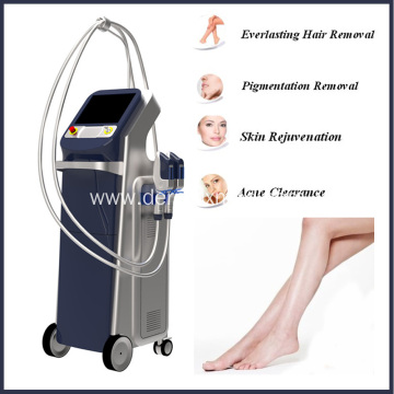 Factory Promotional for Vertical Hair Remover IPL Elight SHR Hair Removal Machine supply to Martinique Exporter