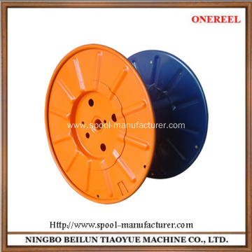 China for Steel wire (drawing), copper or aluminum wire (buncher); steel wire one-way or multitrip application. B40 B60 B80/17 B80/33 TCS Tyre Cord Spool export to Italy Wholesale