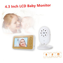 Digital Baby Monitor with 4.3 Inch LCD