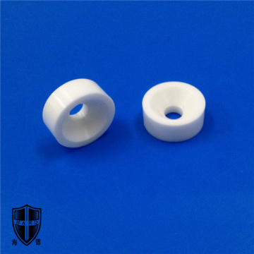 wearable tabular 96% alumina ceramic cap roller eyelet