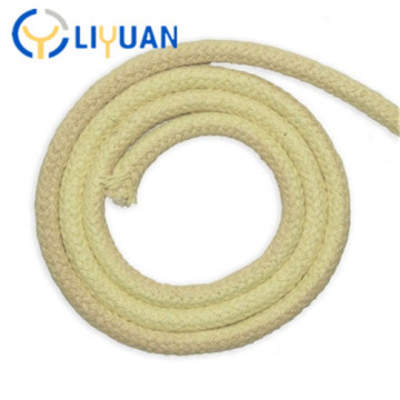 Aramid rope with high strength