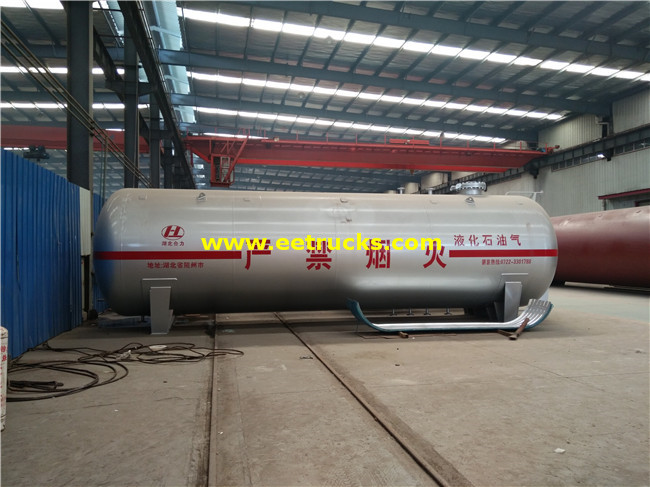 14000 Gallon ASME LPG Storage Tanks