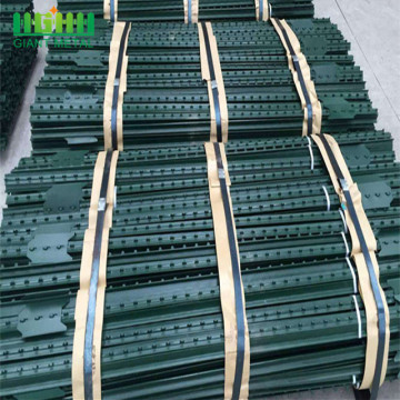 Best selling products ISO&CE Steel Fence Post