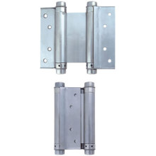 100% Original Factory for Shower Room Door Hinges Stainless Steel 304 Double Action Spring Hinge supply to Italy Wholesale