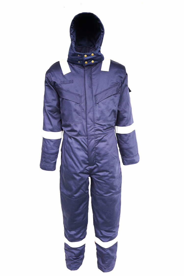 Functional protective work uniform