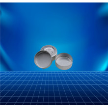 Reliable for Custom Oral Liquids Aluminium Cap 20mm tear-off cap for contact lenses supply to Wallis And Futuna Islands Supplier