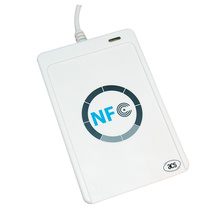 Factory directly provide for China RFID Reader,RFID Card Reader,RFID Tag Reader Supplier ACR122U NFC Reader and Writer with Free Software export to Denmark Manufacturers