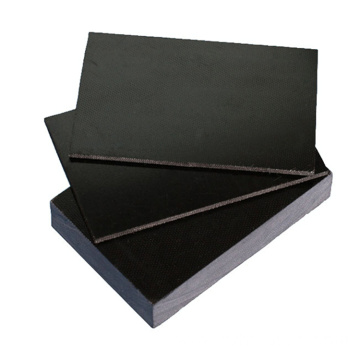 Black FR4 Epoxy Fiber Sheet Anti-Static FR4