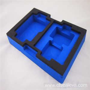 Factory Price for EVA Foam Insert Protective Customized CNC Die Cutting EVA foam Insert supply to Poland Exporter
