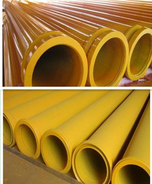 Concrete pump Twin Wall Hardened Pipelines