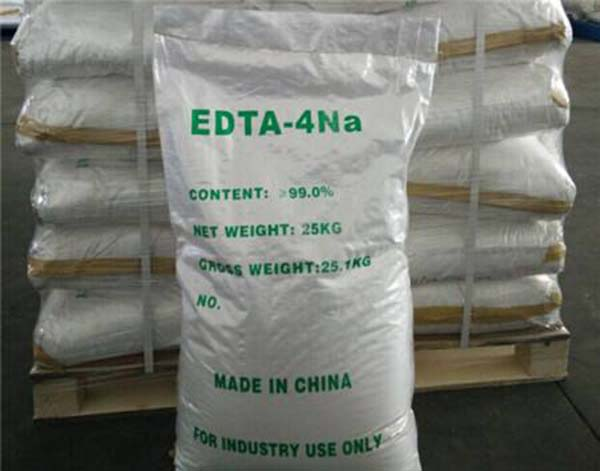 Ethylenediamine Tetraacetic Acid Tetra Sodium