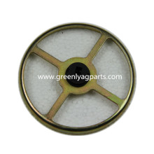 John Deere Planter Rotating Metal Scraper Wheel RS315