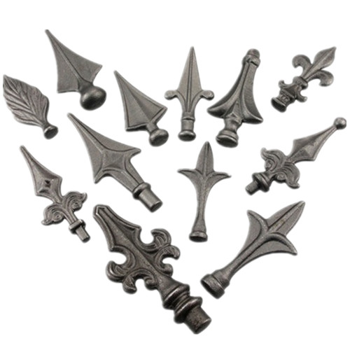 Custom Decorative Iron Spear Fence Arrows