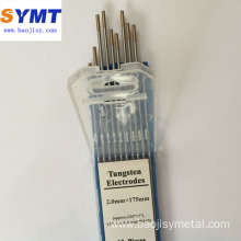 2.4*175mm lanthanate tungsten electrode WL15