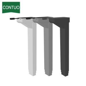 Office Standing Height Adjustable Metal Table Frame Legs