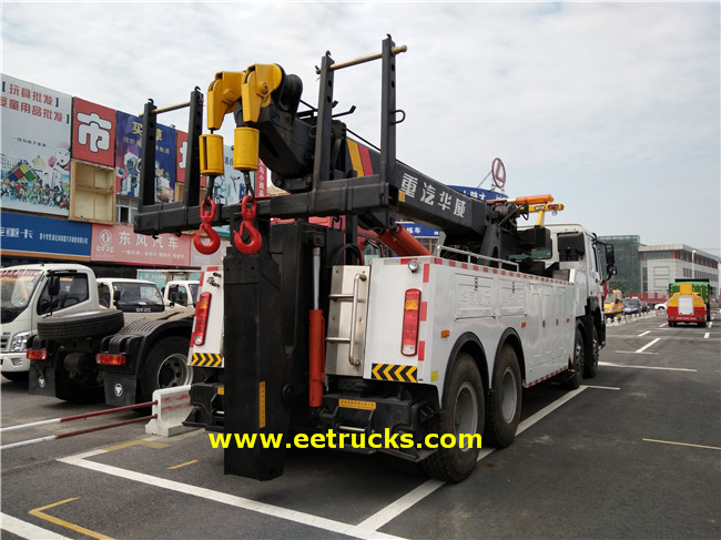 50 Ton Heavy Duty Crane Trucks