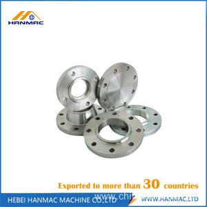 DIN EN 1092-1 aluminum threaded flange