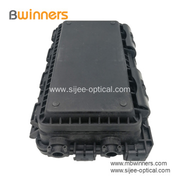 2 In 2 Out Fiber Optic Splice Enclosure Horizontal Type