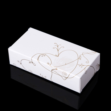 MOQ100 Custom Card Paper Box for Small Items