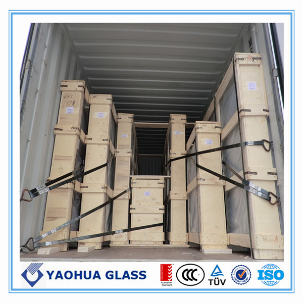 Package of tempered glass