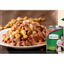 10 Years for Canned Dog Food natural dog treats pet snack export to South Korea Wholesale