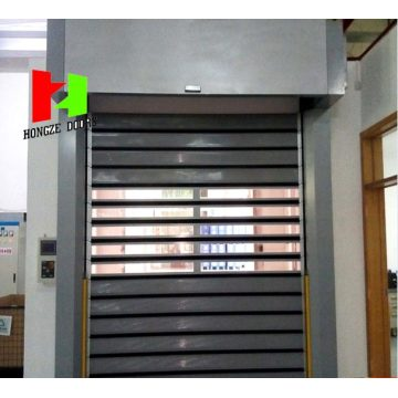 China for Simple Hard Fast Door The transparent crystal acrylic glass high speed door supply to Iran (Islamic Republic of) Factories