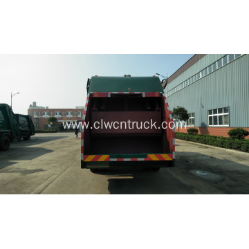 Export to SriLanka RHD 12cbm waste management truck