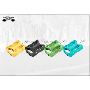 NEW fashion bike parts alumnum pedal for rode bike