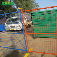 Top sale garden temporary Fence Canada PVC portable