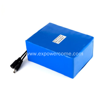 High Capacity 18650 3S16P 11.1V 40Ah Li-Ion Battery