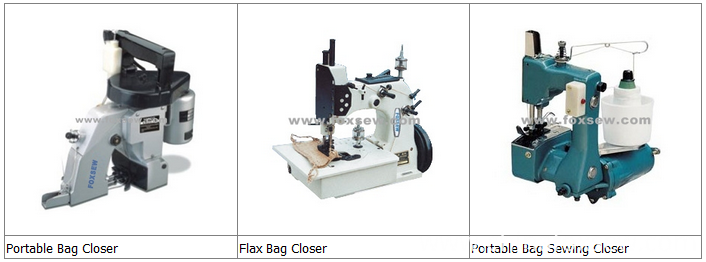 Bag Closing Machine