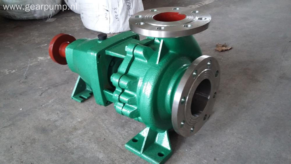 Long Life Big Capacity Corrosion Acid Resistant Chemical Pump