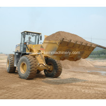 Big Power High Efficiency SEM650B Wheel Loader
